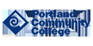 Portland Comm College logo