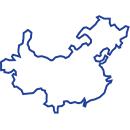 Icon China 130 pixel