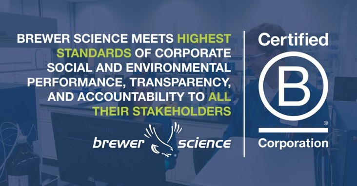 Brewer Science B Corp