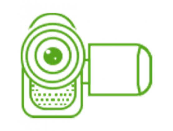 Smart Manufacturing Videos Icon