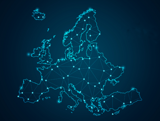 Applause Europe map