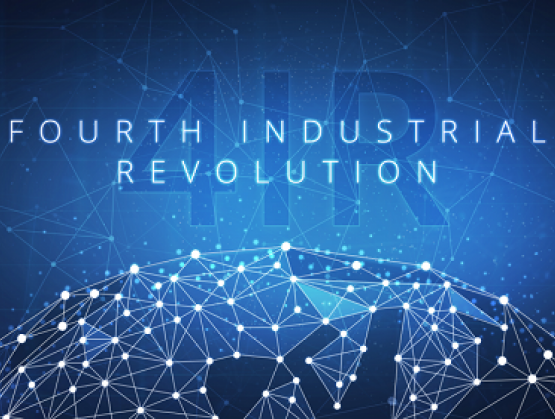 Fourth Industry Revolution image for Blog
