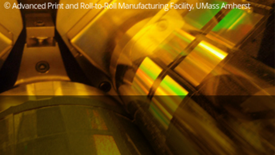 FlexTech Roll-to-Roll UMass Amherst