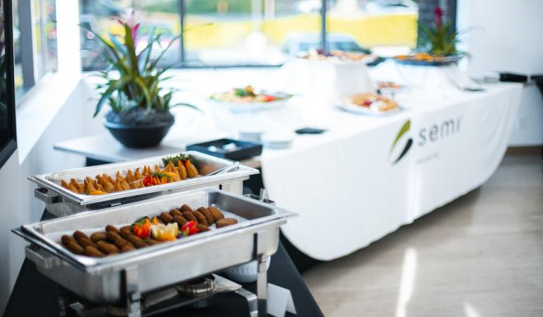 Meet @SEMI Catering