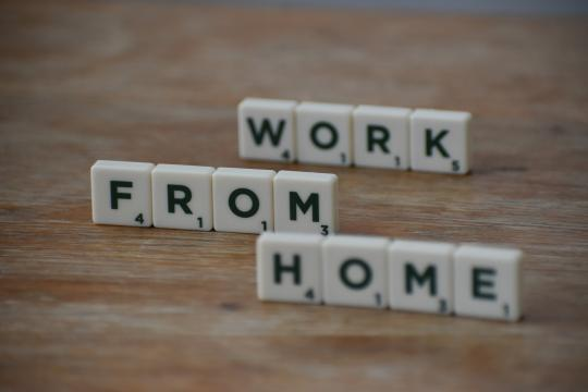 ESDA Work From Home