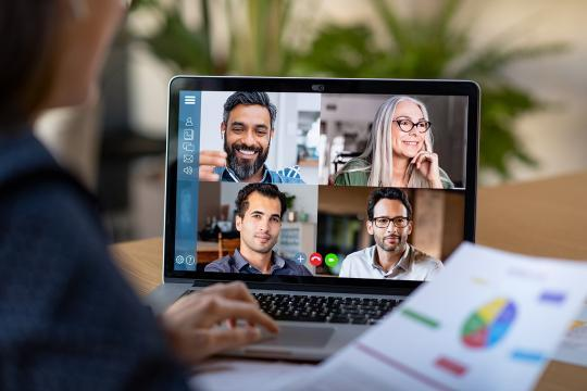 Webinar - The Future of Work: Leading Remote Teams
