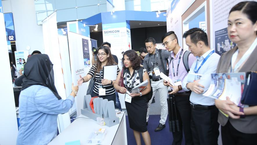 2018 SEMICON SEA Show Photo 2