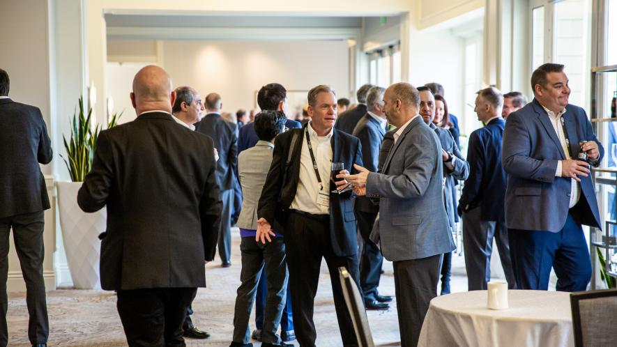 ISS 2020 Networking